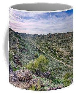 South Mountain Landscape Coffee Mug