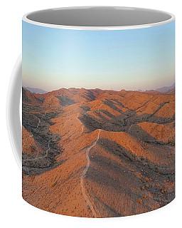 South Mountain Sunrise Coffee Mug