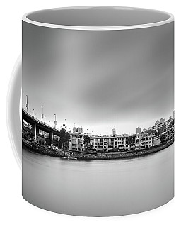 Coffee Mug featuring the photograph Venice Court, Vancouver Bc, Canada by Juan Contreras