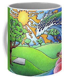 South Texas Disc Golf Coffee Mug
