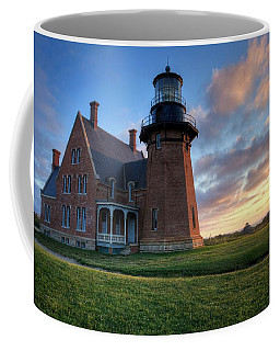 Southeast Light Sunrise Coffee Mug