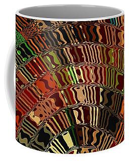 Southwestern Sun Swirl Coffee Mug