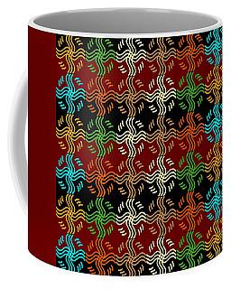 Southwestern Sun Tile Coffee Mug