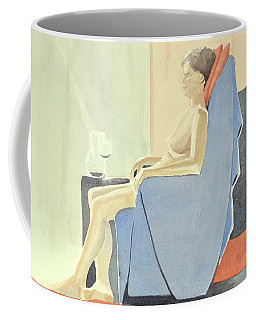 Sovande Sittande Sitting Asleep 2013 06 15-16_0091 4 Mb Up To 61x91 Cm  Coffee Mug