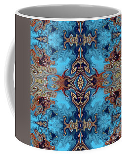 Coffee Mug featuring the digital art Soy Un Moresco  by A zakaria Mami