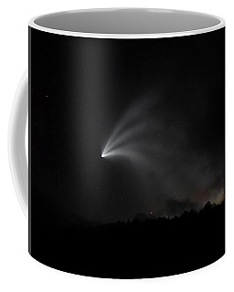 Space X Rocket Coffee Mug