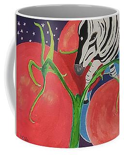 Space Zebra Coffee Mug