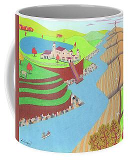Spanish Wells Coffee Mug