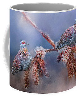 Speckled Pigeons Coffee Mug