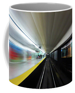 Coffee Mug featuring the photograph Speed 2 by Brian Carson