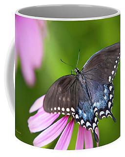 Spice Of Life Butterfly Coffee Mug