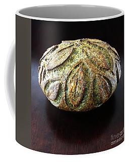Spicy Spinach Sourdough 2 Coffee Mug