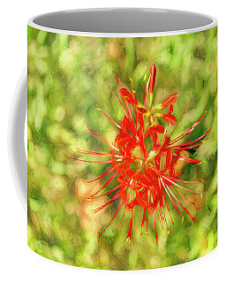 Spider Lily Pop Coffee Mug