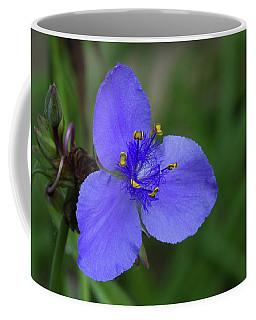 Spiderwort #2 Coffee Mug