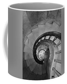 Spiral Staircase, Lakewood  Cemetary Chapel Coffee Mug