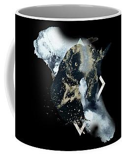 Coffee Mug featuring the digital art Spirit Animal by Bee-Bee Deigner