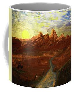 Spirit Of Wyoming Coffee Mug