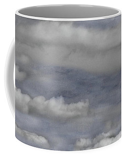 Coffee Mug featuring the photograph Spirit Pony In A Maple Sky by Wayne King
