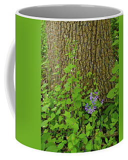 Splash Of Purple Coffee Mug
