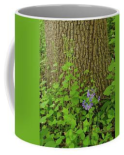 Splash Of Purple Coffee Mug