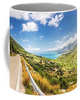 Splendid View To A Valley Coffee Mug