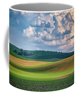 Spring Afternoon In The Palouse Coffee Mug