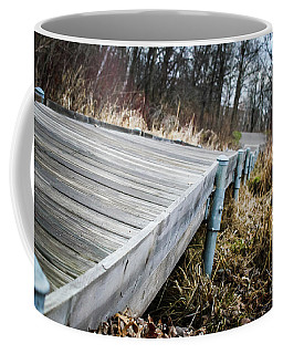 Spring Boardwalk Coffee Mug