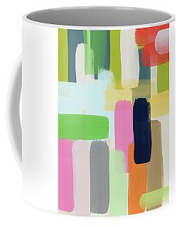 Spring Breeze- Art By Linda Woods Coffee Mug