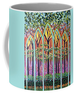 Spring Cathedral Coffee Mug