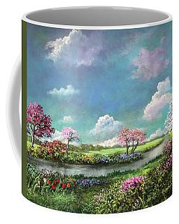 Spring In The Garden Of Eden Coffee Mug