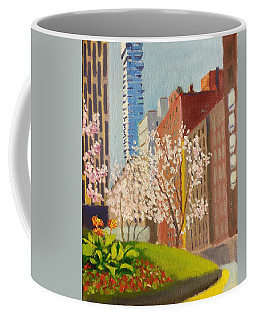 Spring In Worth St Coffee Mug