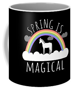 Spring Is Magical Coffee Mug