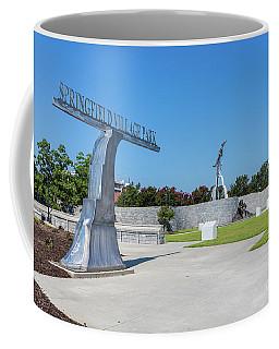 Springfield Village Park - Augusta Ga Coffee Mug