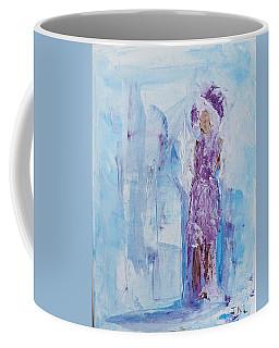 Spunky Angel Coffee Mug