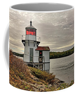 Squirrel Point Light Coffee Mug