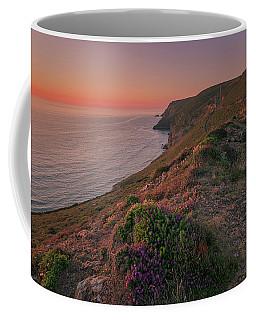 St Agnes Sunset Coffee Mug