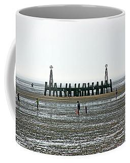 St. Annes. On The Beach. Coffee Mug
