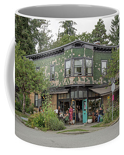 Coffee Mug featuring the photograph St George St. And E 28th by Juan Contreras