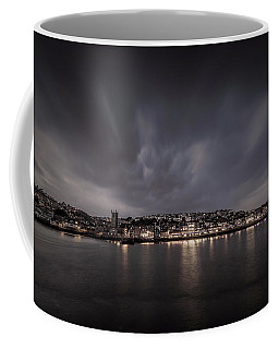 St Ives Cornwall - Dramatic Sky Coffee Mug