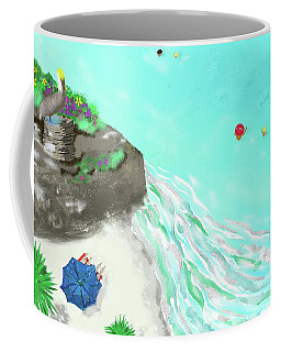 St Martin For Dottie And Laurie Coffee Mug