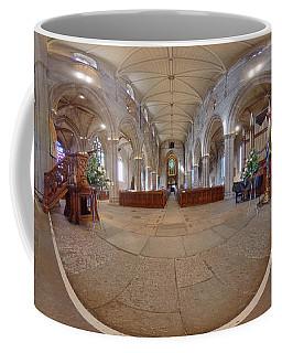St Michael's Parish Church Of Scotland Coffee Mug