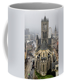 St. Nicholas Church, Ghent. Coffee Mug