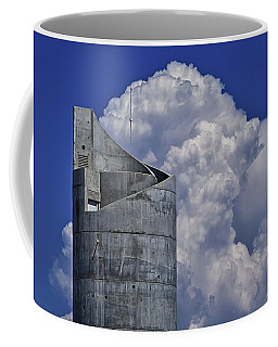 Coffee Mug featuring the photograph Stacked by Skip Hunt