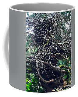 Stacked Tree Coffee Mug