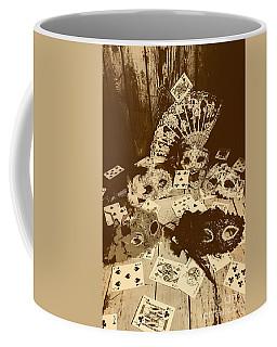 Staged Western Coffee Mug