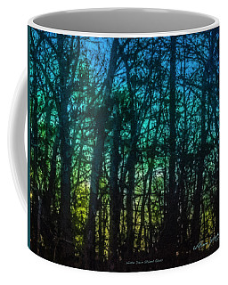 Stained Glass Dawn Coffee Mug