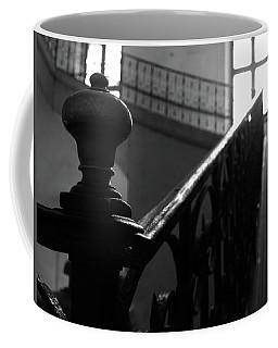 Stairs, Handrail Coffee Mug