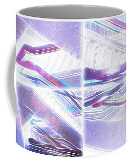 Coffee Mug featuring the photograph Stairway To Nowhere by Mike Braun