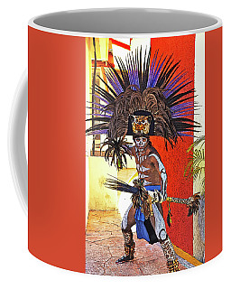 Standing His Ground Coffee Mug