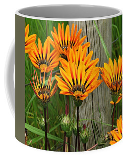 Standing To Attention  Coffee Mug